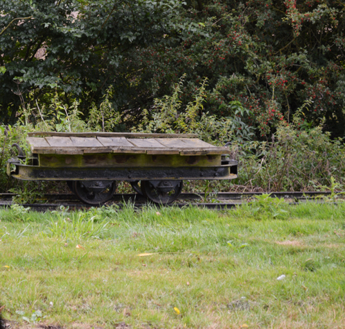 old trailer small